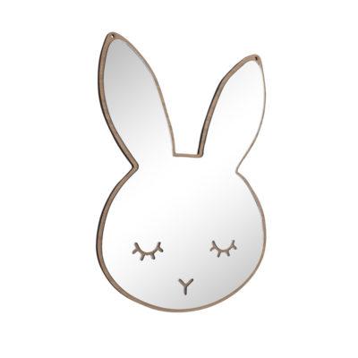 Espejo acrílico - Conejo - Decoración infantil - Maseliving - Liderlamp