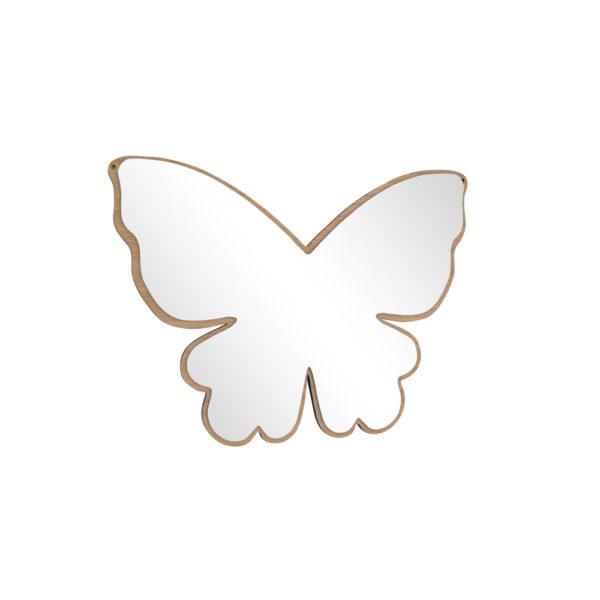 Espejo acrilico – Mariposa – Decoracion infantil – Maseliving – Liderlamp (1)
