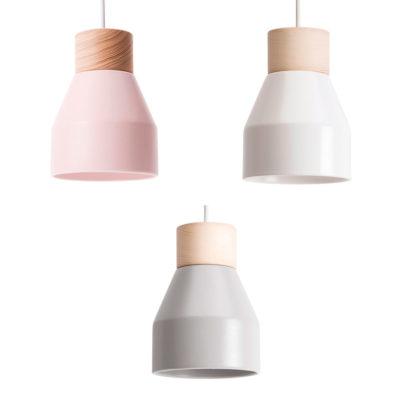 Lámpara colgante Spot - metal - Lussiol - Liderlamp