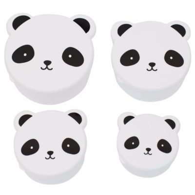 Snack box - Panda - A Little Lovely Company - Liderlamp