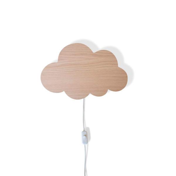 Aplique de madera – Nube – Decoración infantil – Maseliving – Liderlamp (5)