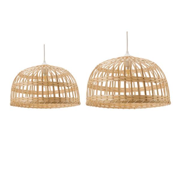 Lampara colgante -Phuket- natural chic – Liderlamp (3)