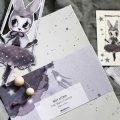 Móvil Miss Astrid – decoración infantil – guirnalda de papel – Mr. Miguetto (6)