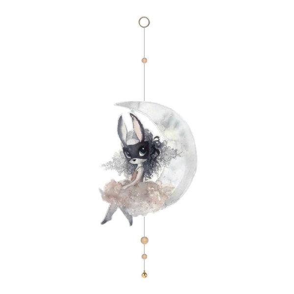 Movil Miss Alice – decoracion infantil – guirnalda de papel – Mr. Miguetto (2)
