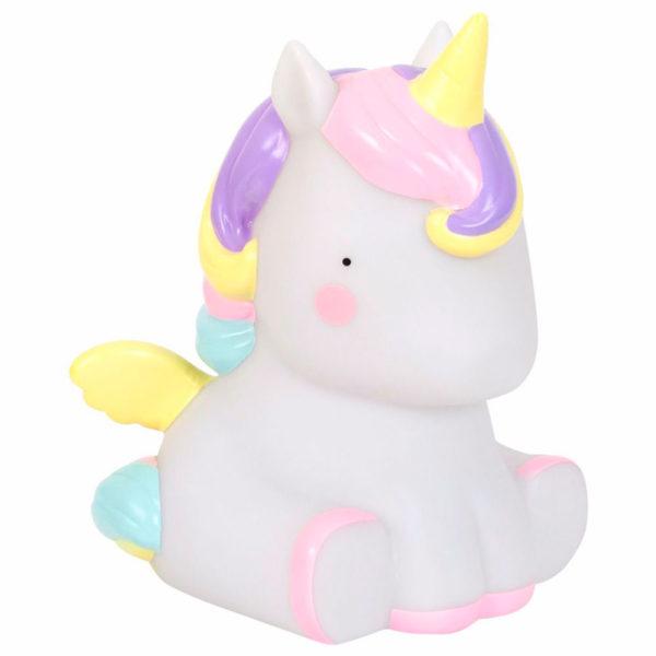 Sobremesa unicornio – lampara de noche – A little lovely company – Liderlamp (2)