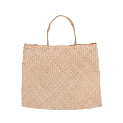 Base Bag - totebag de algas marinas - decoracion natural - Liderlamp (3)