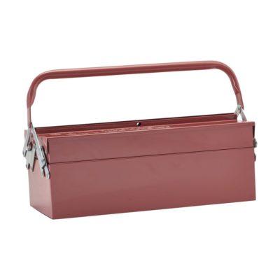 Caja de herramientas roja - House Doctor - Diseño industrial - Deco