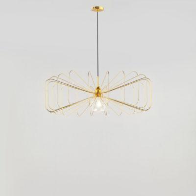 Lampara Crawford - Mid Century - estilo retro - arquitectonico (2)