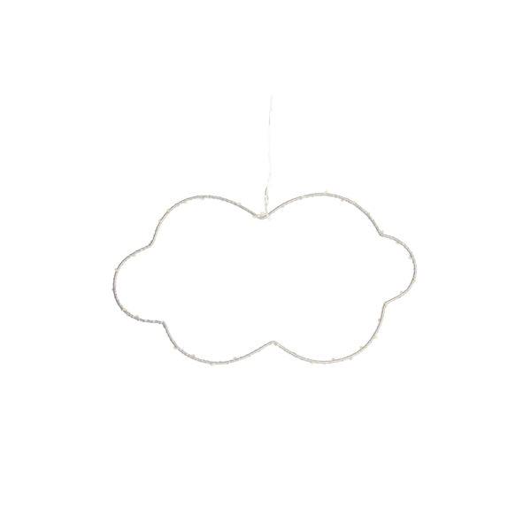 Colgante Nimbus – luz infantil quitamiedos – nube – LED con temporizador – Liderlamp (2)