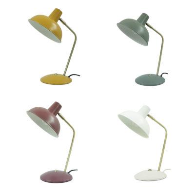 Sobremesa Tropicus - flexo de metal - lampara de estudio - estilo industrial - Liderlamp (2)