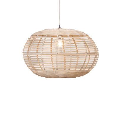 Colgante Poe Bambu - lampara de techo - esfera - Natural chic (1)