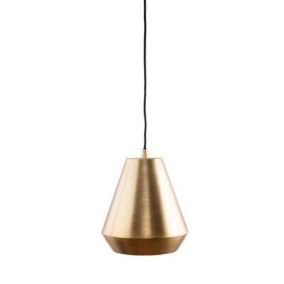 Colgante Hood - acabado laton - lampara de metal - House Doctor - Liderlamp (2)