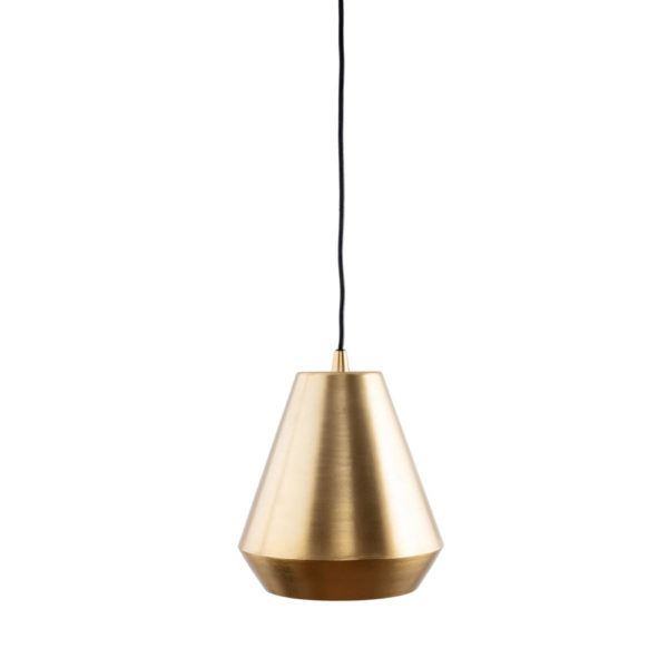 Colgante Hood – acabado laton – lampara de metal – House Doctor – Liderlamp (2)