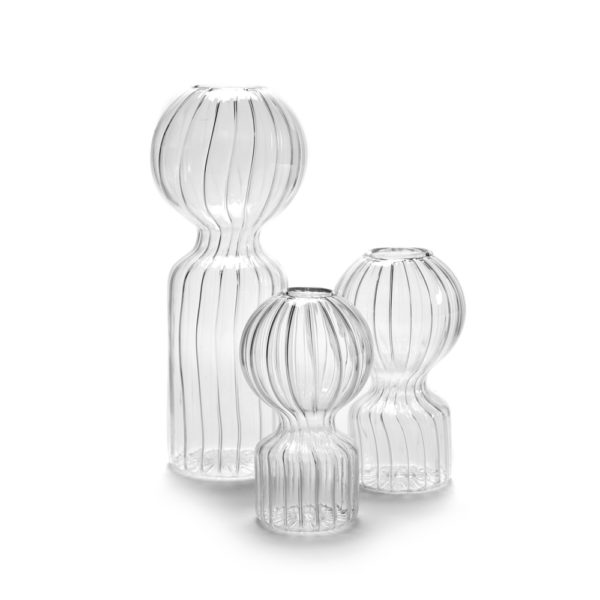 Jarron Margarita – Transparente – Decoracion con flores – Serax – Liderlamp (3)