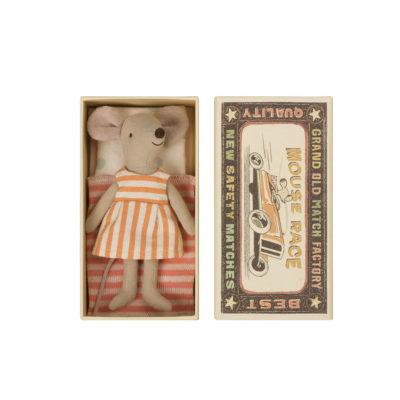 Raton - Big sister - Caja de cerillas - Maileg - decoracion infantil - Liderlamp