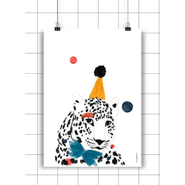 Lamina Dani – Amayadeeme – ilustracion – decoracion infantil – Liderlamp