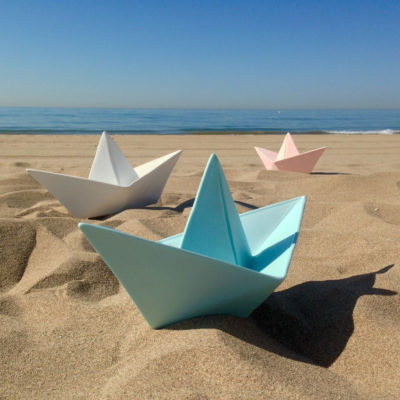 Lampara Paper Boat - Goodnight Light - Barco de Papel - Liderlamp (8)