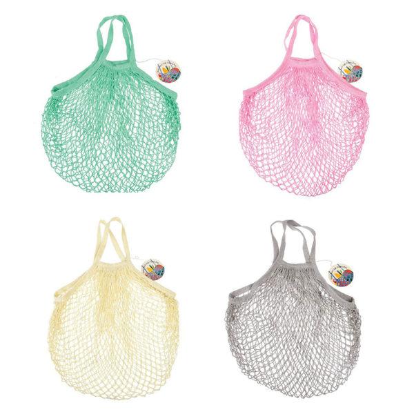 Brigitte – Bolsa de malla – Shopping bag – Algodon – estilo frances – Liderlamp (1)