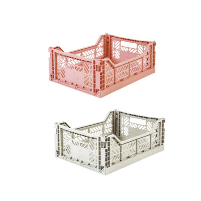 Caja Plegable - Midi - Almacenaje pequeno - macetera - decoracion - Liderlamp (3)