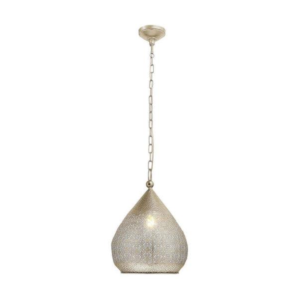 Colgante Hamam – Tendencia arabe – acero labrado – dorado – farol – Liderlamp (2)