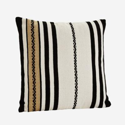 Cojin chenilla - flecos de lana - Madam Slotz - decoracion textil - Liderlamp (2)