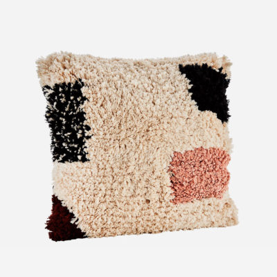 Cojin rothko - flecos de lana - Madam Slotz - decoracion textil (1)