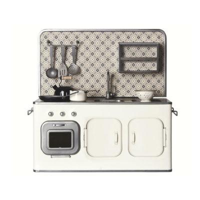 Gran cocinita con azulejos - Maileg - Juguetes tradicionales - deco