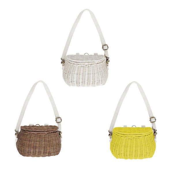 Mini Chari Bag – Olli Ella – Cesta de ratan – almacenaje – complemento – Liderlamp (1)
