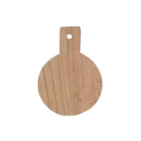 Posavasos redondos de madera – estilo nordico – decoracion atural – Liderlamp (2)