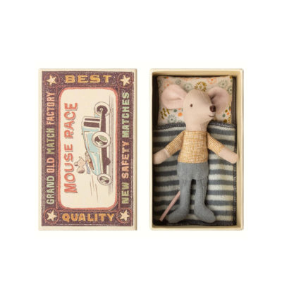 Raton - Little brother - Caja de cerillas - Maileg - decoracion infantil