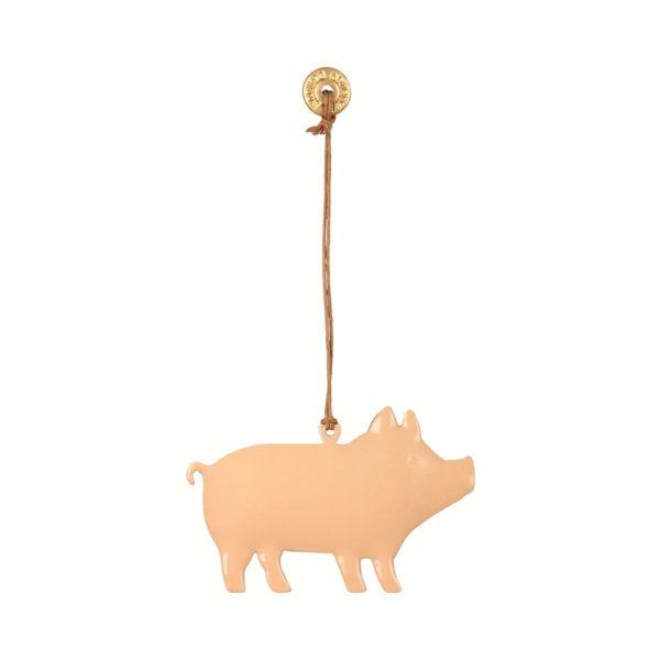 Adorno navideno – cerdito – decoracion arbol – original – Maileg . Liderlamp