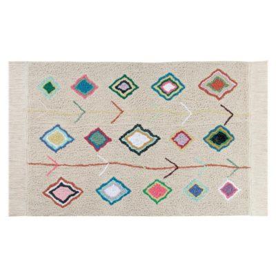 Alfombra Kaarol - estilo etnico - Lorena Canals - decoracion textil - Liderlamp (4)