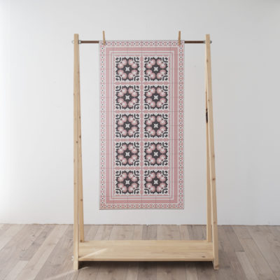 Alfombra vinilica - Jaipur - decoracion - cocina - bano - geometria - Liderlamp