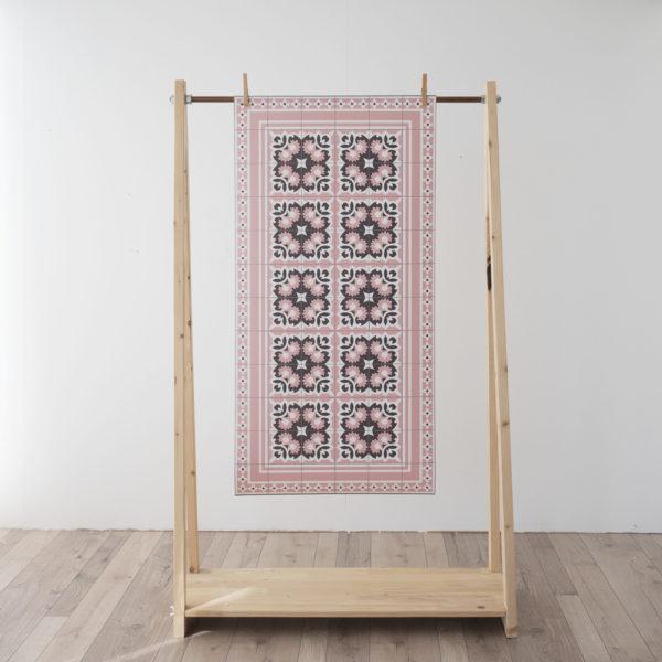 Alfombra vinilica – Jaipur – decoracion – cocina – bano – geometria – Liderlamp