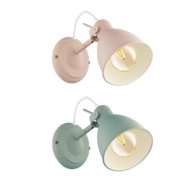 Aplique Lloyd - estilo retro - tendencia vintage - Eglo - Liderlamp (2)