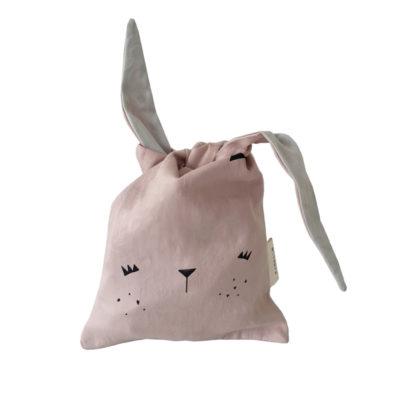 Bolsa Merienda Bunny - Fabelab - recipientes ecologicos - Liderlamp (2)