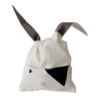 Bolsa Merienda Bunny - Pirata - Fabelab - recipientes ecologicos - Liderlamp