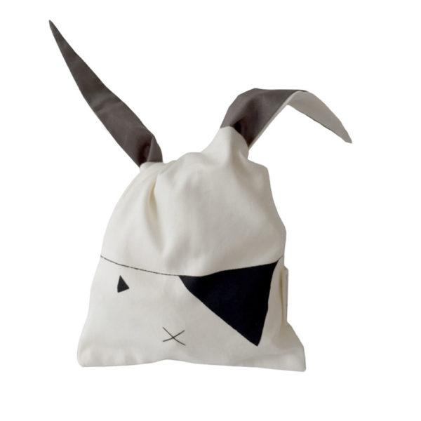 Bolsa Merienda Bunny – Pirata – Fabelab – recipientes ecologicos – Liderlamp