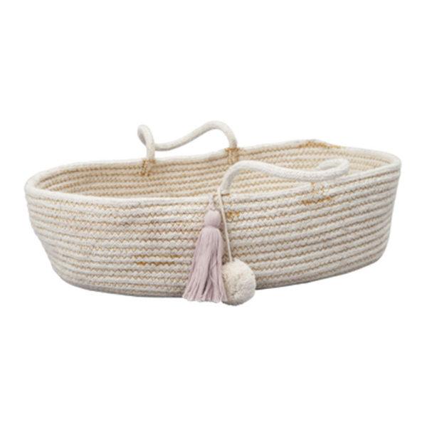Cesta cuna muñecos – Fabelab – juguetes tradicionales – diseno danes – Liderlamp (2)