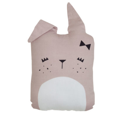 Cojin Animal Cute Bunny - decoracion infantil - conejito - Fabelab - Liderlamp (1)
