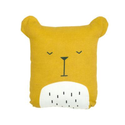 Cojin Animal Lazy Bear - decoracion infantil - osito - Fabelab - Liderlamp (3)