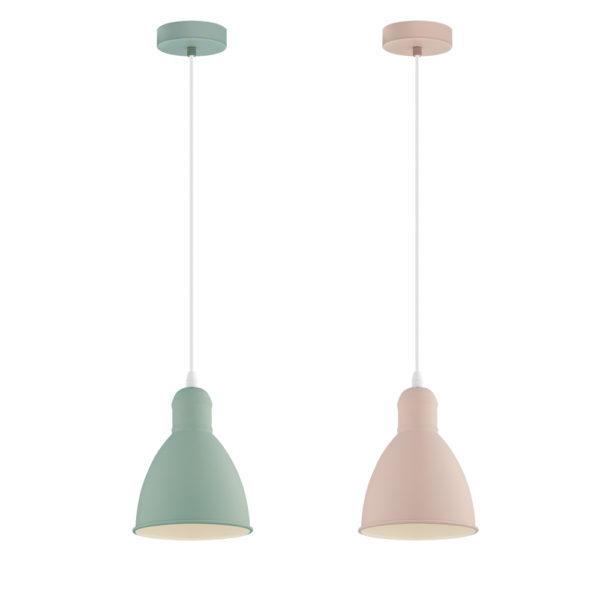 Colgante Lloyd – estilo retro – tendencia vintage – Eglo – Liderlamp 6 (2)
