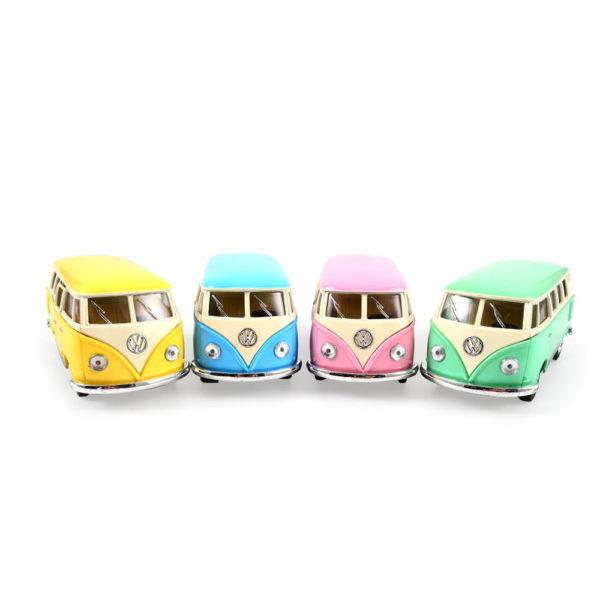 Furgoneta Volkswagen – coche de juguete – pick up – Beetle Classical – Liderlamp (1)