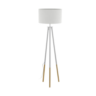 Pie de salon Mies - estilo nordico - minimalista - Eglo - Liderlamp (1)