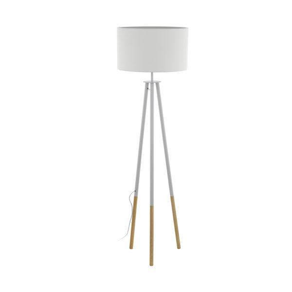 Pie de salon Mies – estilo nordico – minimalista – Eglo – Liderlamp (1)