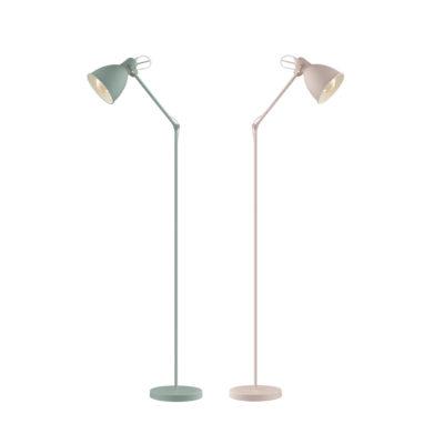 Pie de salon - coleccion Lloyd - estilo retro - tendencia vintage - Eglo - Liderlamp (3)