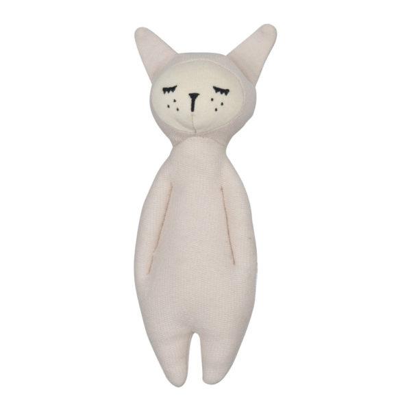 Sonajero Suave Bunny – regalo recien nacido – juguetes tradicionales – Liderlamp (2)