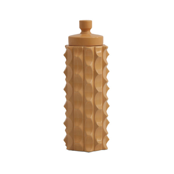 Tibor Masai - grande - vaso de cerámica - turquesa