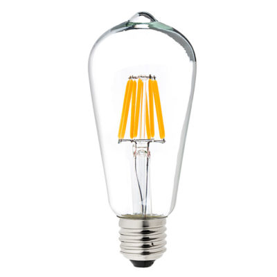 Bombilla E14 4W - Luz cálida - 3000k - 400 lumens