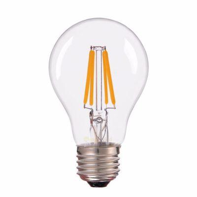 Bombilla E27 4W - Luz cálida - 3000k - 380 lumens - Liderlamp